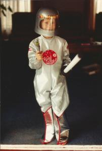 Super Spaceman, Christmas 1983