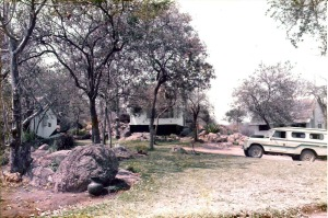 David Shepherd Lodge, Kafue National Park.